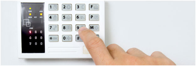 Burglar alarm and Intruder alarms for home and business - Waldon Security Systems, St Austell, Cornwall