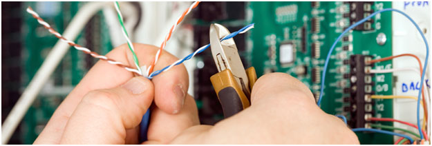 security systems maintenance