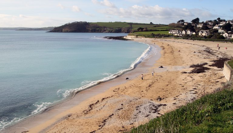 Falmouth - Gyllyngvase Beach, Cornwall