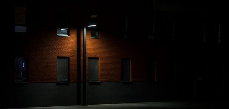 security lighting for your home or workplace